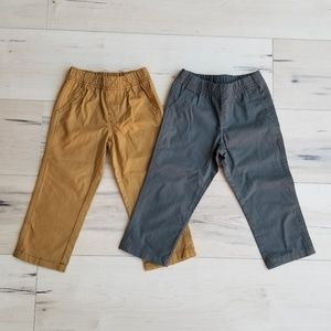 NWOT Carters Baby Boy Pants 2T